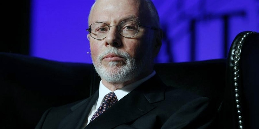 Paul Singer, founder, CEO, and co-chief investment officer for Elliott Management Corporation, attends the Skybridge Alternatives (SALT) Conference in Las Vegas, Nevada May 9, 2012. SALT brings together public policy officials, capital allocators, and hedge fund managers to discuss financial markets. REUTERS/Steve Marcus (UNITED STATES - Tags: BUSINESS) - RTR31UEG
